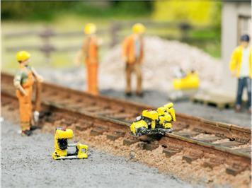 Noch 13640 3D minis Schienenarbeits-Set HO