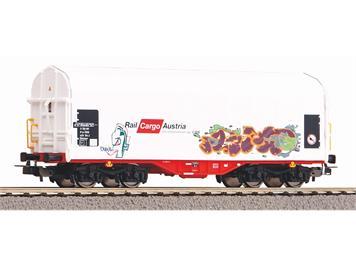 PIKO 58982 Schiebeplanwagen der Rail Cargo Austria, H0 (1:87)