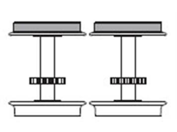 PIKO ET 59540-30 Radsatz DC mit Haftreifen (2)