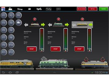 RailManager Plus App RM_Server - Softwarelizenz