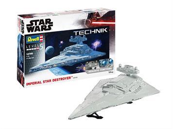 Revell 00456 Imperial Star Destroyer mit Sound- und Lichtfunktionen