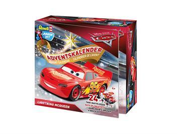 """Revell 01016 Adventskalender """"Lightning McQueen"""""""