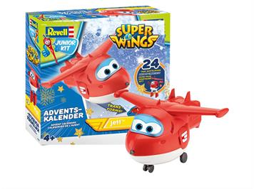 Revell 01024 Adventskalender Super Wings 2019