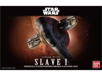 Revell 01204 StarWars Slave I 1:144