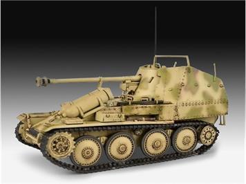 Revell 03316 Sd.Kfz. 138 Marder III Ausf. M, 1:72
