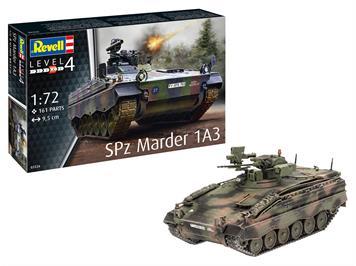 Revell 03326 SPz Marder 1A3, Massstab 1:72