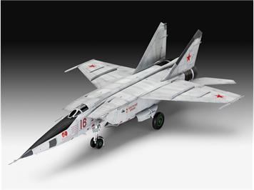 Revell 03878 MiG-25 RBT 1:72