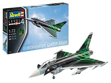 "Revell 03884 Eurofighter ""Ghost Tiger"" 1:72"