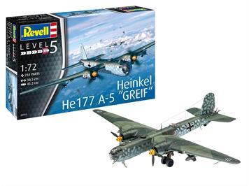 Revell 03913 Heinkel He177 A-5 Greif, 1:72