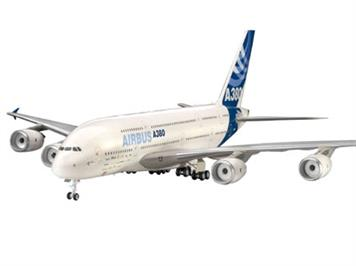 "Revell 04218 Airbus A 380 ""First Flight"" 1:144"
