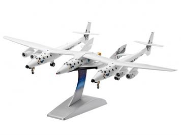Revell 04842 Space Ship Two & Carrier Whit