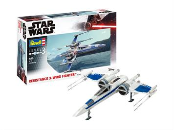 Revell 06744 StarWars Resistance X-wing Fighter