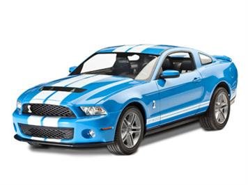 Revell 07089 2010 Ford Shelby GT500 1:12