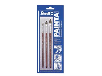 Revell 29610 Flachpinsel-Set