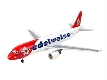 """Revell Airbus A320 """"Edelweiss"""" 1:144"""
