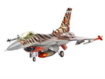 """Revell F-16C Block 52 """"Tigermeet"""" 1:72"""