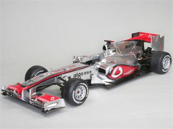 Revell McLaren Mercedes MP4-25 Jenson Button 1:24