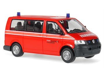 """Rietze VW T5 """"Feuerwehr Stadt Solothurn"""""""