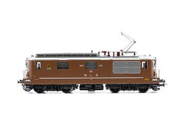 Rivarossi 2814 BLS E-Lok Re 4/4 195 Unterseen Einholm Ep.V, DC, DCC mit Sound, H0