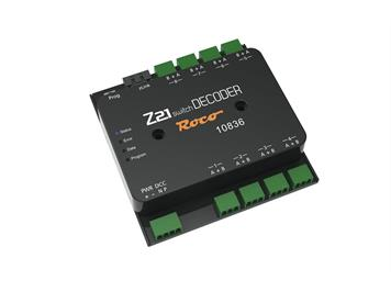 Roco 10836 Z21 switch DECODER