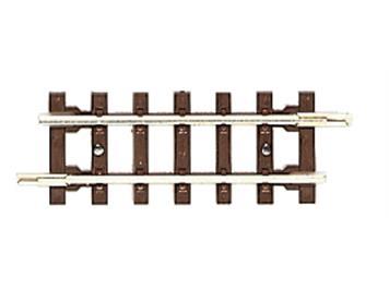 Roco 32203 H0e Schmalspurgleis gerades Ausgleichsstück 47,9 mm (Weichenausgleich)