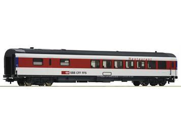 Roco 54168 Eurocity-Speisewagen, SBB, H0