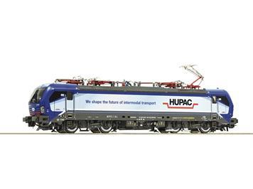 Roco 71914 Elektrolokomotive Baureihe 193 des Logistikunternehmens Hupac Intermodal. - DC