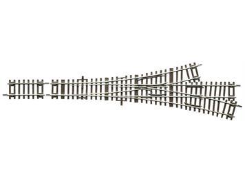 Roco Line 42454 Asymmetrische Dreiwegweiche DWW15 ohne Antrieb
