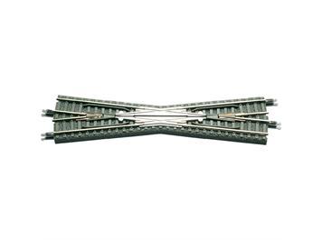 Rokuhan R020 Kreuzung 53.6mm, 13°