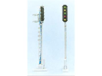 Schneider 2207 SBB Hauptsignal 5 LED 75mm