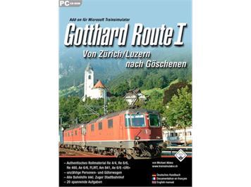 Simtrain Gotthard Route I
