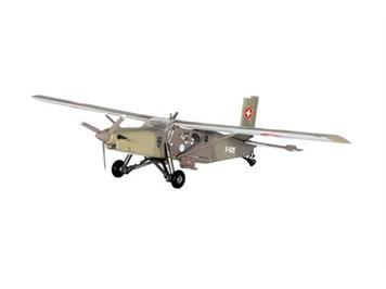 Swiss Line Collection 001600 Pilatus PC-6 Turboporter V-633 lim. Edition 1:72
