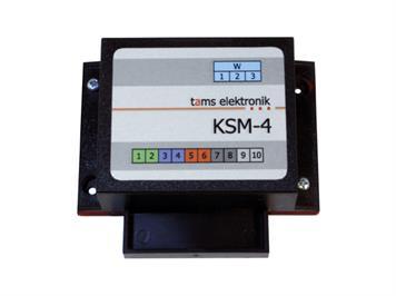 Tams 49-01147-01-E Kehrschlaufenmodul KSM-4 Fertig-Gerät
