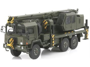 TEK-HOBY TH5078 Saurer 10DM Kranwagen Arm 1:50