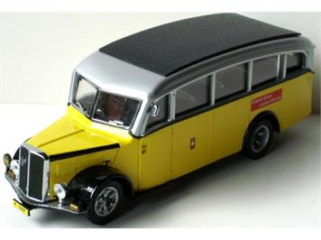 TH5302 Saurer 3CT 1D Bus Postal 1:50