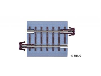 Tillig 83716 BG 5, gerades Gleis 36,5 mm