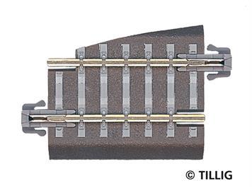 Tillig 83722 Pass-Stück K-links 36 mm