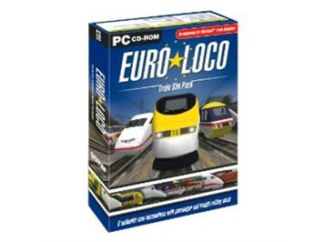 "Train Sim Pack ""EURO LOCO"""