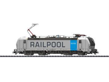 """TRIX 22190 Elektrolok BR 193 """"Railpool"""" DCC/mfx mit Sound"""