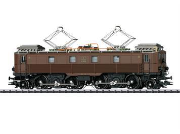 "TRIX 22899 SBB Elektrolokomotive Be 4/6 ""Stängelilok"" braun DCC/mfx mit Sound"