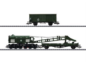 TRIX 23057 Dampfkran Ardelt 57t DB