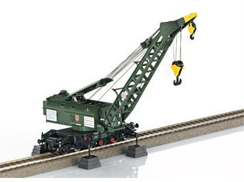 TRIX 23457 Dampfkran Ardelt 57t DB DCC/mfx mit Sound, H0