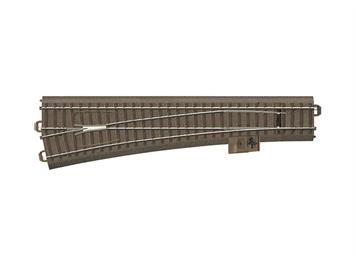 Trix 62711 C-Gleis schlanke Weiche links