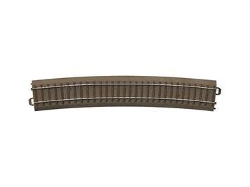 Trix Gleis gebogenes r1114,6 mm 12,1 Gr.