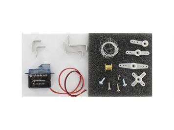 Uhlenbrock 81210 Getriebemotor mit integriertem Digitaldecoder