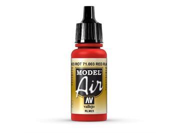 Vallejo 71.003 Model Air RED RLM23 17ml