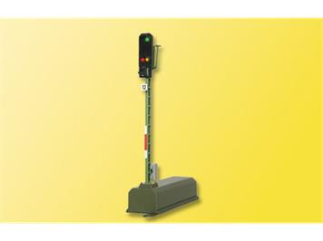 Viessmann 4022 Hobby Licht-Einfahrsignal 79 mm HO