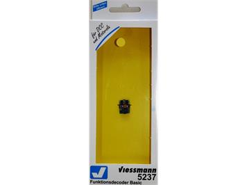 Viessmann 5237 Funktionsdecoder Basic DCC & Motorola (Railcom)