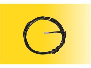 Viessmann 6209 Ersatzglühbirne klar T3/8 1,5V 15mA 2 Kabel