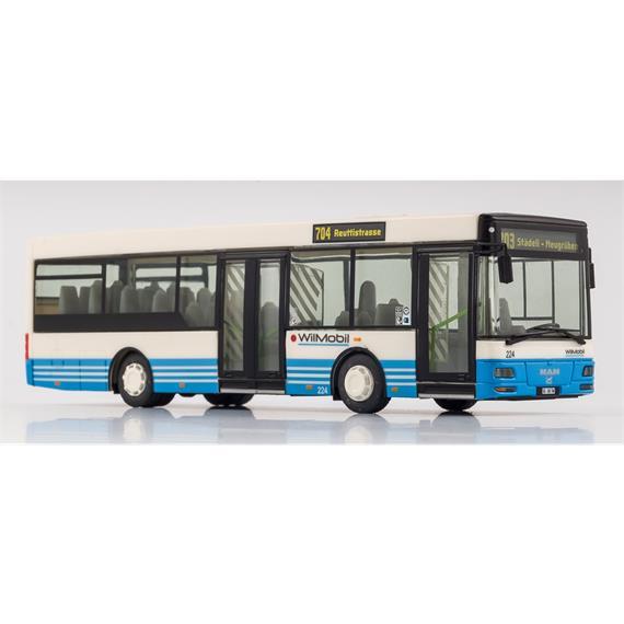 VK Modelle 09131 MAN NM 223.2 Midi, WilMobil, Wg. 224, 704 Reuttistr. HO